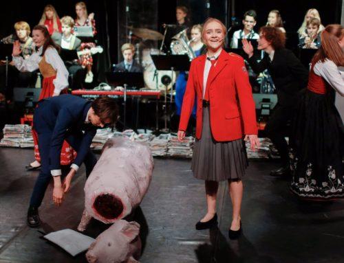Aftenposten: Skirevyen 2020: Velkommen til ditt livs pølsefest